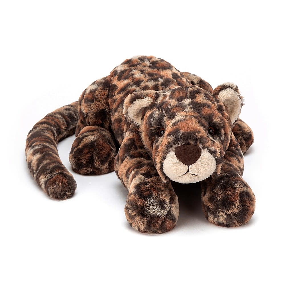 Jellycat Livi Leopard Little