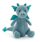 Jellycat Little Puff Sapphire
