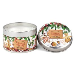 Michel Design Works Holiday Treats Travel Candle