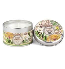 Michel Design Works Sweet Almond Travel Candle