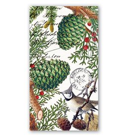 Michel Design Works Spruce Hostess Napkin