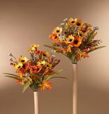 Fleurish Home Fall Mixed Wild Flower Bush (choice of 2 styles)