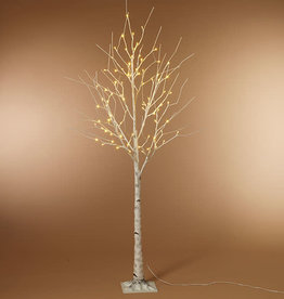 Fleurish Home 6' Birch LED Lighted Tree *last chance
