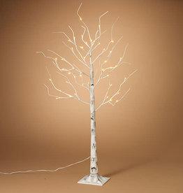 Fleurish Home 4' Birch LED Lighted Tree