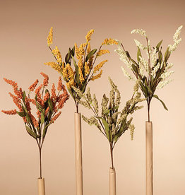 Fleurish Home Desert Blossom Flower Pick (choice of 4 colors)