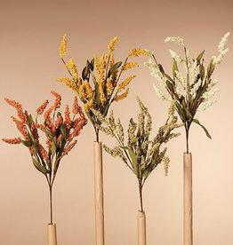 Fleurish Home Desert Blossom Flower Short Pick (choice of 4 colors)