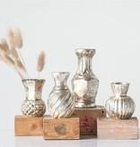 Fleurish Home Glass Bud Vase (choice of 4 shapes) *last chance