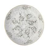Fleurish Home Pineberry Branch Stoneware Serving Bowl