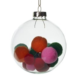 Fleurish Home Gumball Ornament 3""