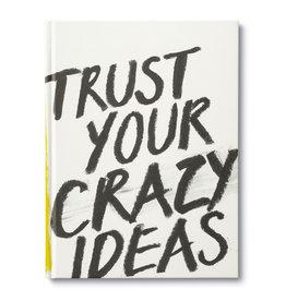 Compendium Trust Your Crazy Ideas Book