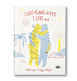 Compendium 1,000 Little Ways I Love Us Book *last chance