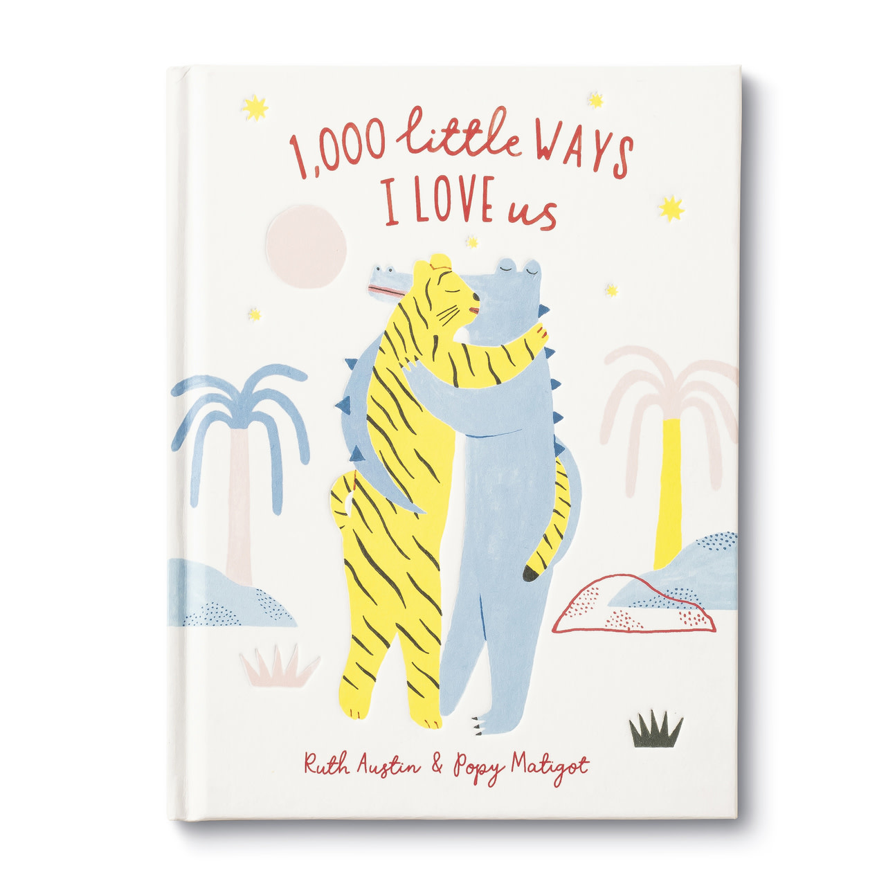 Compendium 1,000 Little Ways I Love Us Book
