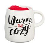 Fleurish Home Warm and Cozy Mug & Socks Set
