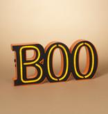 "Fleurish Home Halloween LED Neon ""BOO"""