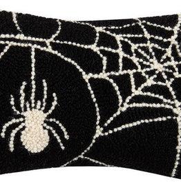 Fleurish Home Spider Web Hook Pillow