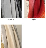 Fleurish Home Ombre Brushed Scarf
