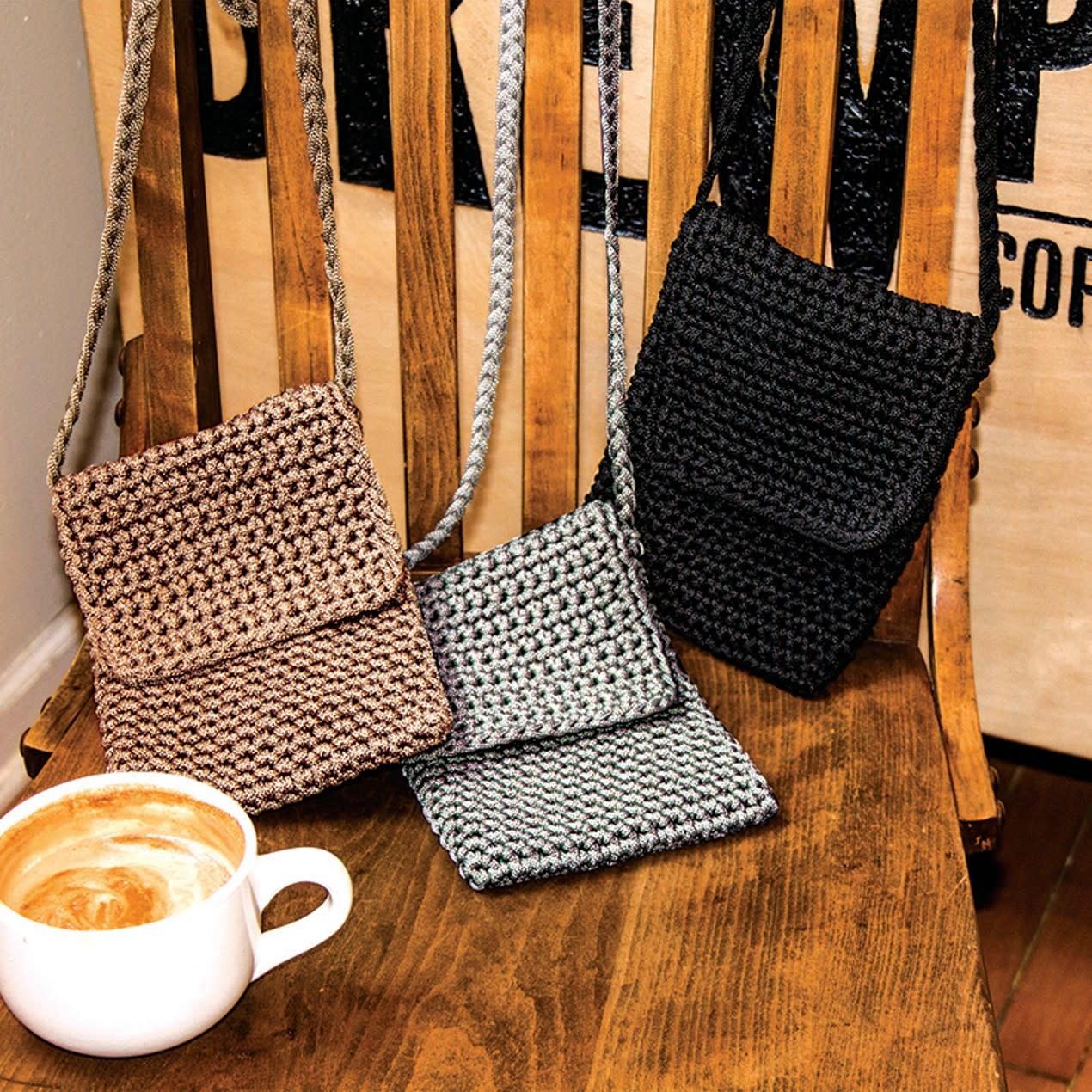 Fleurish Home Cafe Crossbody Bag