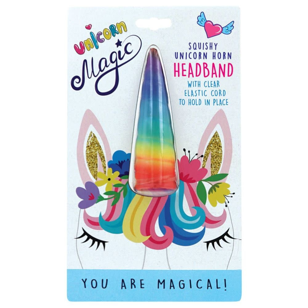 Fleurish Home Rainbow Unicorn Horn