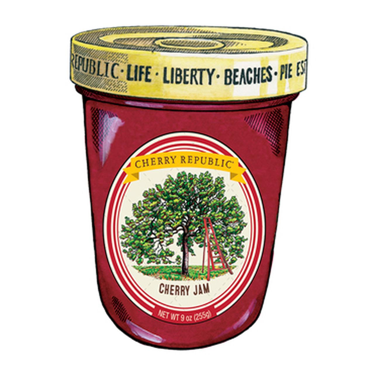 Cherry Republic Cherry Republic Cherry Jam 9oz