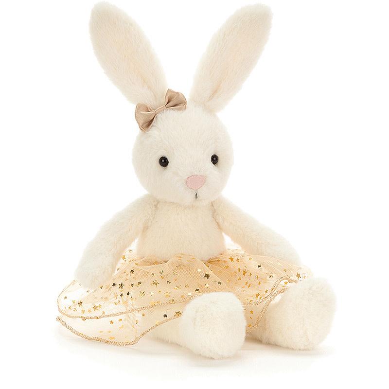 Jellycat Glistening Belle Bunny Large