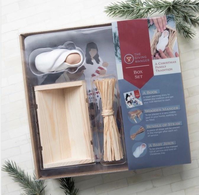 The Giving Manger The Giving Manger Boxed Set