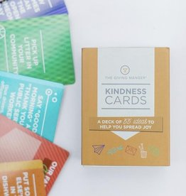 The Giving Manger Kindness Cards (Deck of 55 Cards)