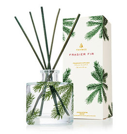 Thymes Frasier Fir Petite Reed Diffuser Pine Needle Design