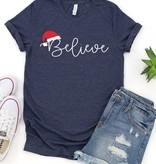 Fleurish Home Believe Graphic Tee
