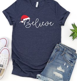 Fleurish Home Believe Graphic Tee