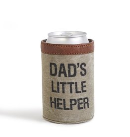 Mona B Dad's Helper Can Koozie