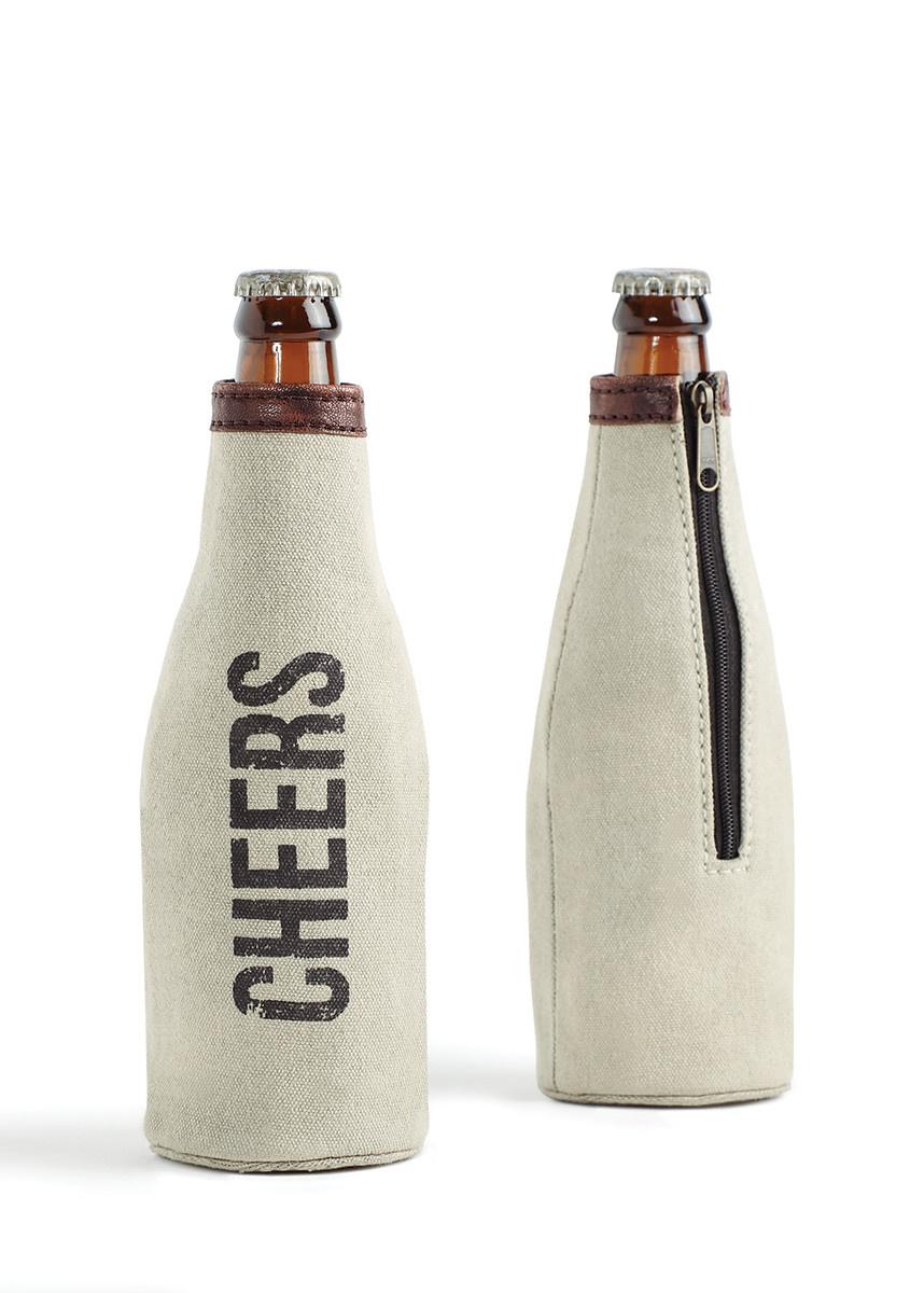 Mona B Cheers Bottle Koozie