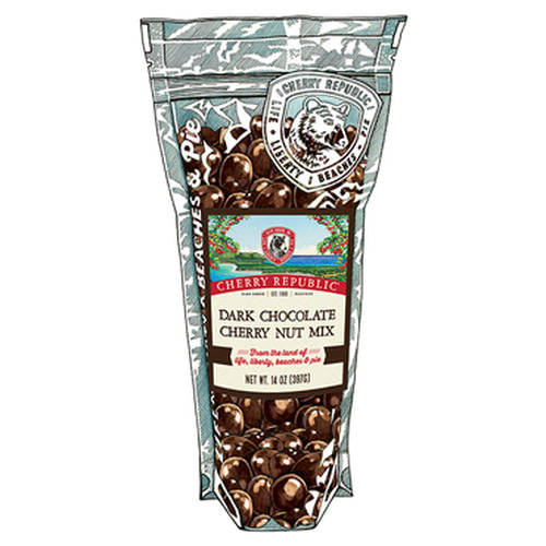 Cherry Republic Dark Chocolate Cherry Nut Mix