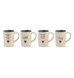 Fleurish Home Cuddle Mug (choice of 4 styles)