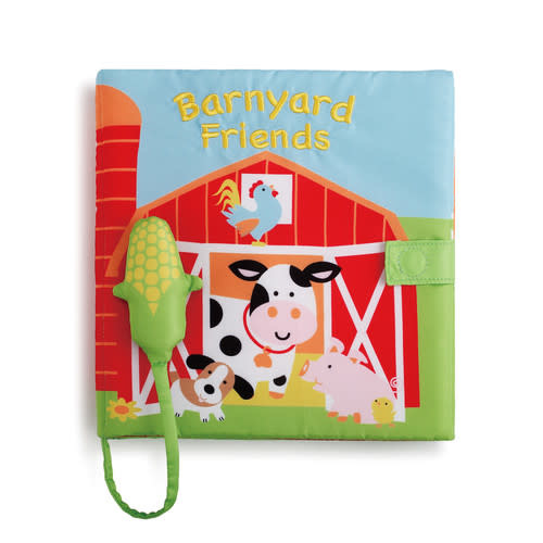 Fleurish Home Barnyard Friends Book with Sound