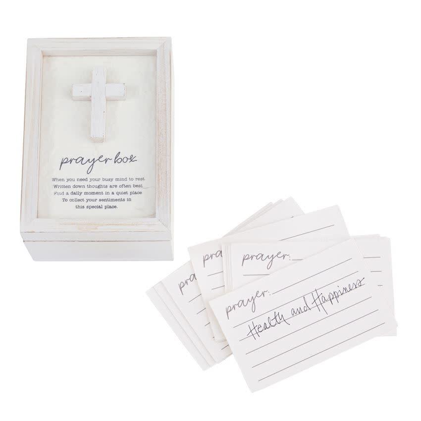 Mudpie PRAYER BOX
