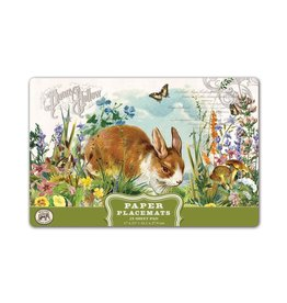 Michel Design Works Bunny Hollow Placemats