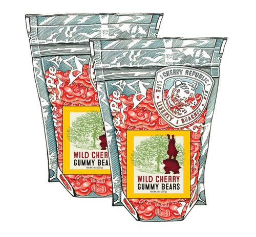 Cherry Republic Cherry Republic Gummy Bears