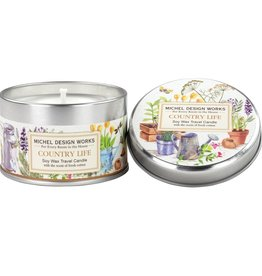 Michel Design Works Country Life Travel Candle *final few