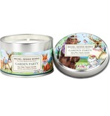 Michel Design Works Garden Party Travel Candle