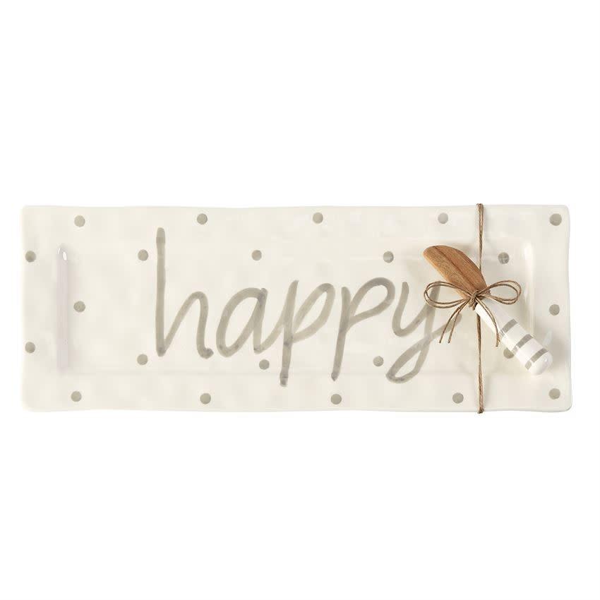 Mudpie HAPPY HOSTESS SET