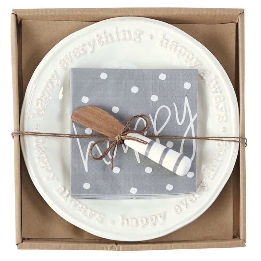 Mudpie HAPPY CHEESE SET
