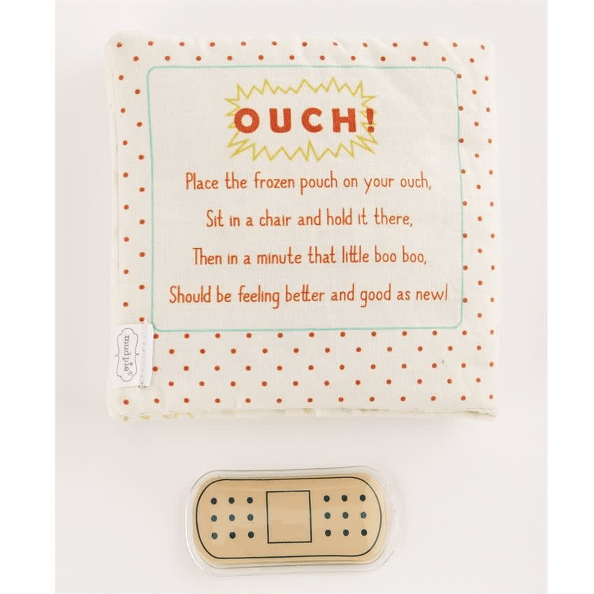 Mudpie OUCH POUCH BOOK