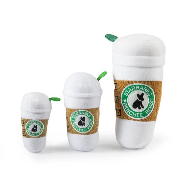 Haute Diggity Dog STARBARKS W/ LID (COFFEE CUP) - REG. SIZE