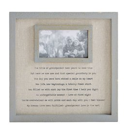 Mudpie GRANDPARENTS FRAME