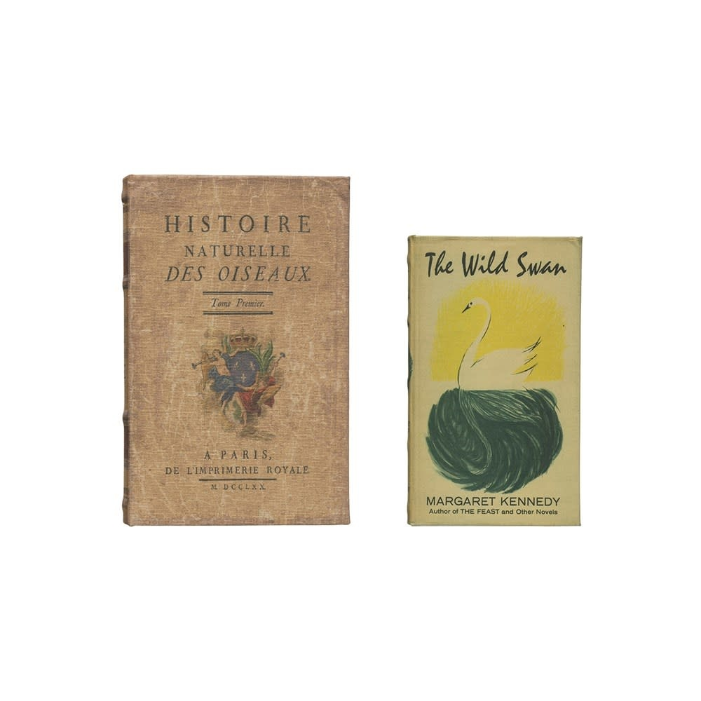 Histoire Naturelle Book Storage Box