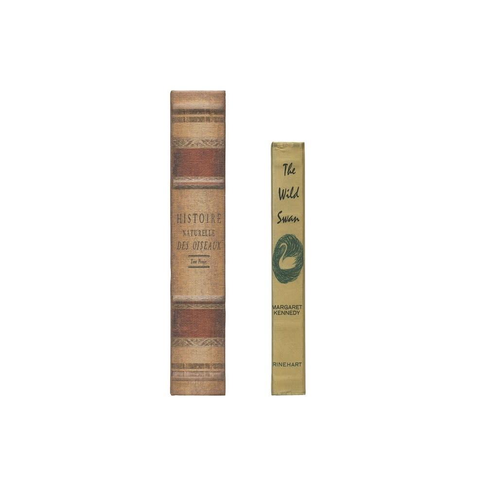 The Wild Swan Book Storage Box *last chance