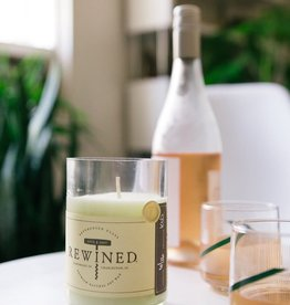 Rewined Rewined Candle Rose
