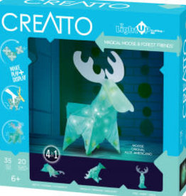 Creatto Creatto: Magical Moose & Forest Friends