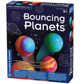 Impulse Science Bouncing Planets - 3L Version