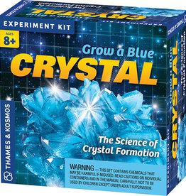 Impulse Science Grow a Blue Crystal